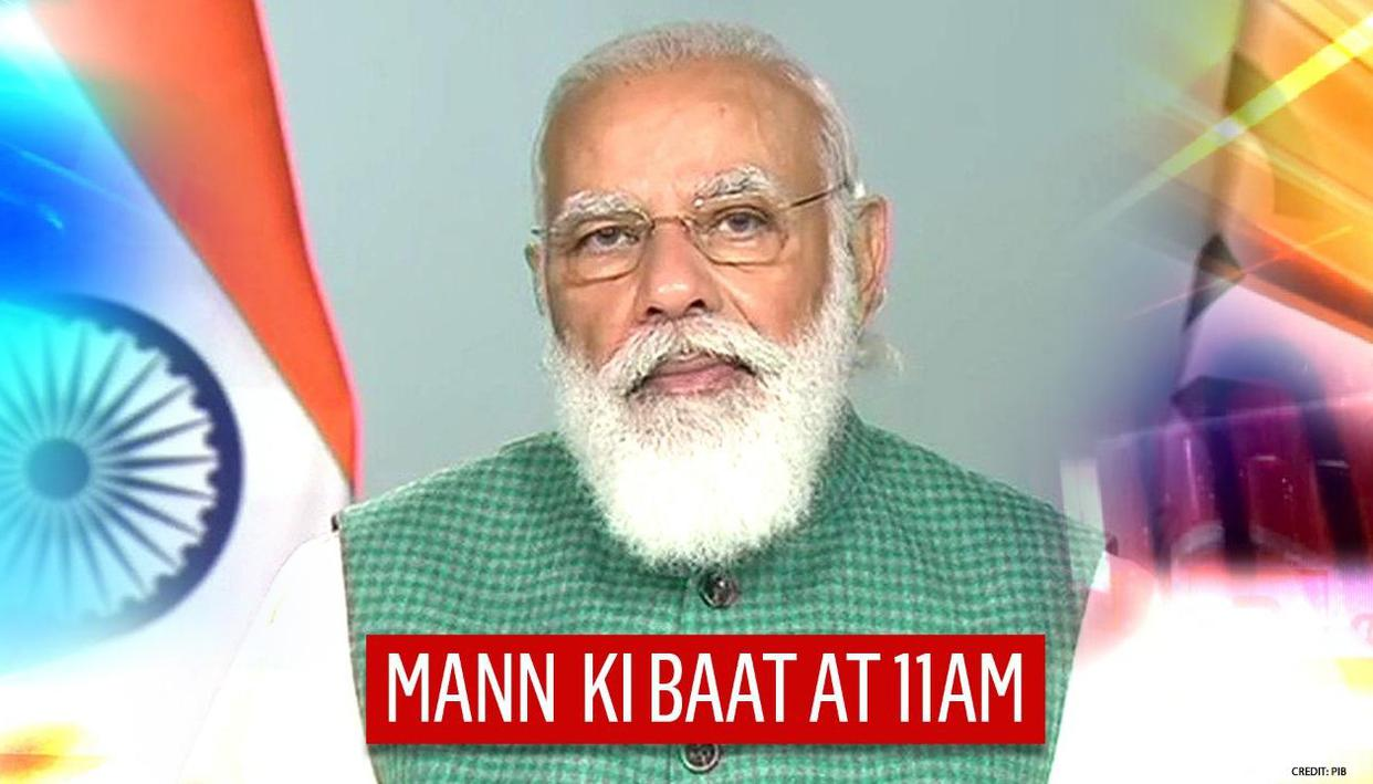 71st Mann Ki Baat LIVE: PM Modi to deal with nation a day after Covid vaccine yatra