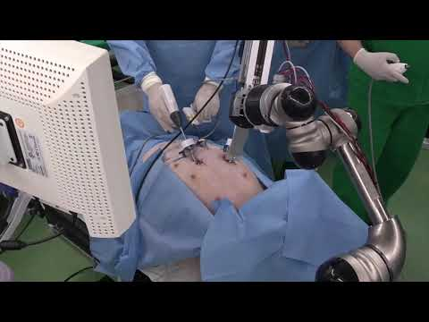 Surgical Assistant Robot for Laparoscopic Surgery