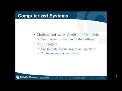 Medical Assisting Accounting Practices – Part 1