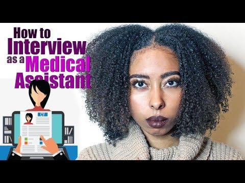 How to Interview as a Medical Assistant + PreNursing Classes Update