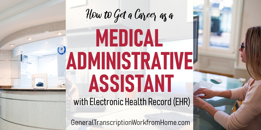 How to Get a Profession as a Medical Administrative Assistant with Electronic Health & hellip;